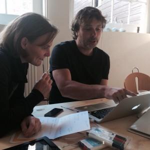 Samen werken aan de website