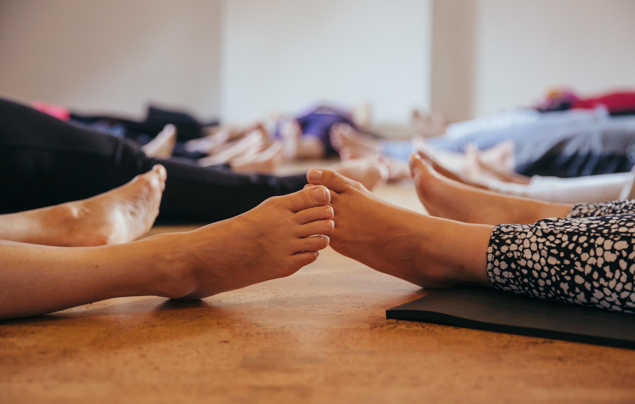 Yoga Nidra Restorative Yoga Haarlem