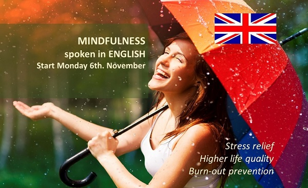 Mindfulness English Spoken in Haarlem