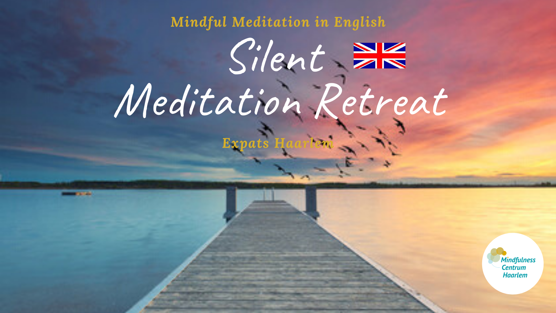 Silent Meditation Retreat in English Haarlem