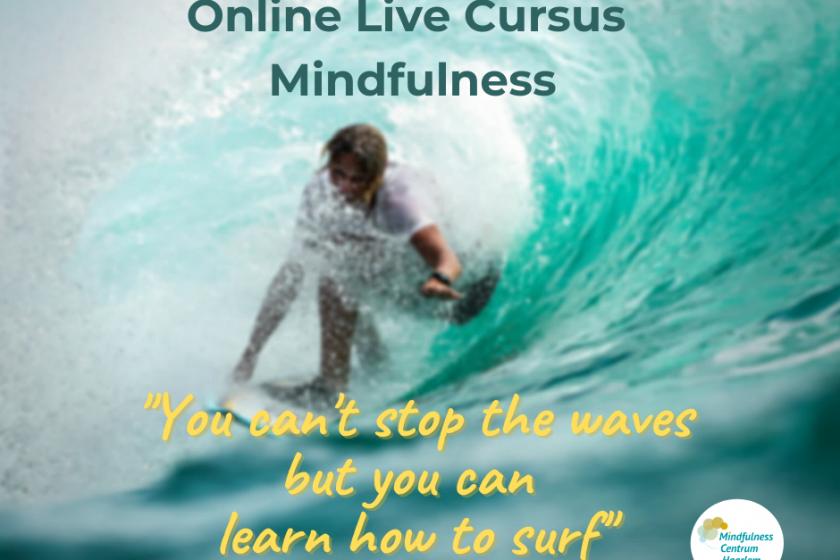 Mindfulness live online webinar 2021